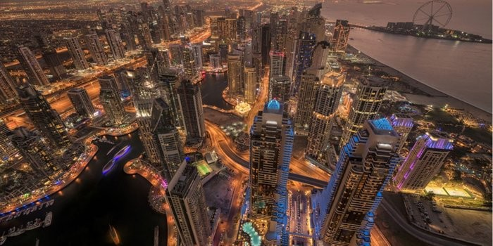 One-day Dubai visit