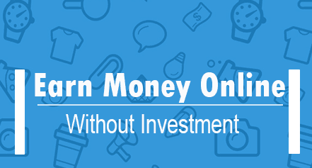 making money at home without Investment