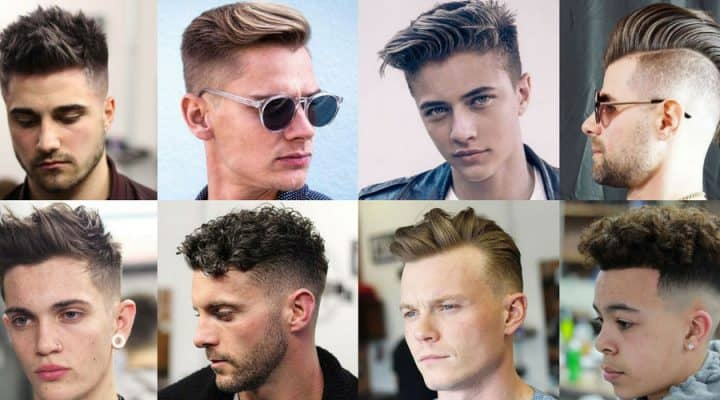 Top Men's Hairstyle Trends For 2018
