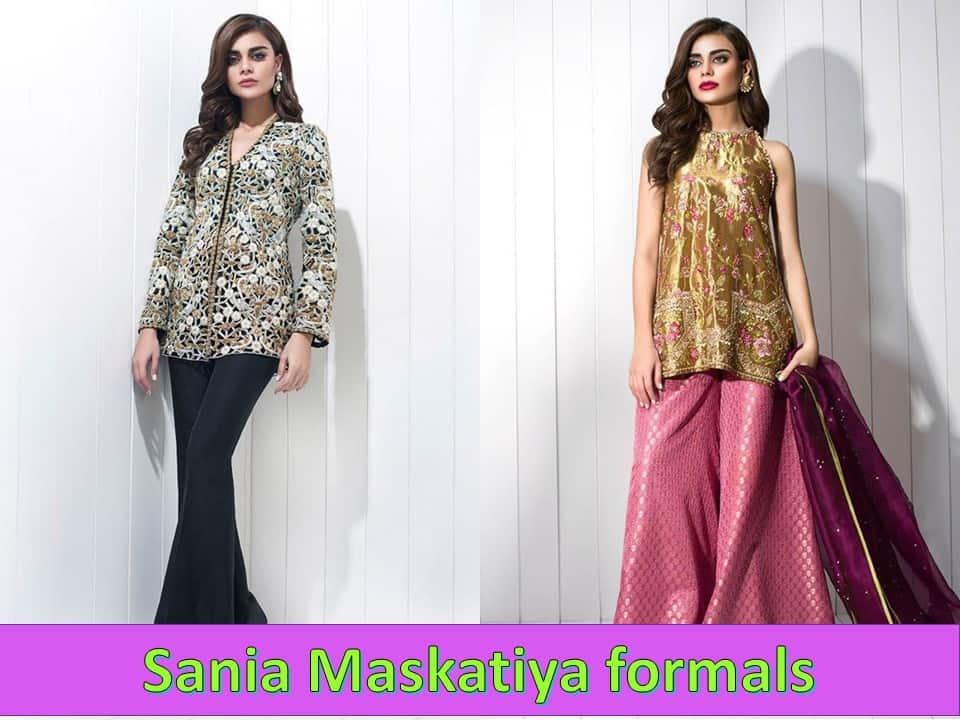 Sania Maskatiya formals