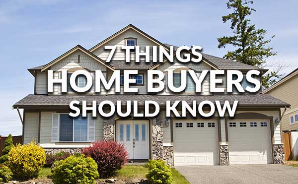 7 Things You Need To Know Before Buying Property