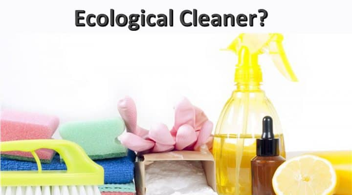 How to Make a Homemade Ecological Cleaner