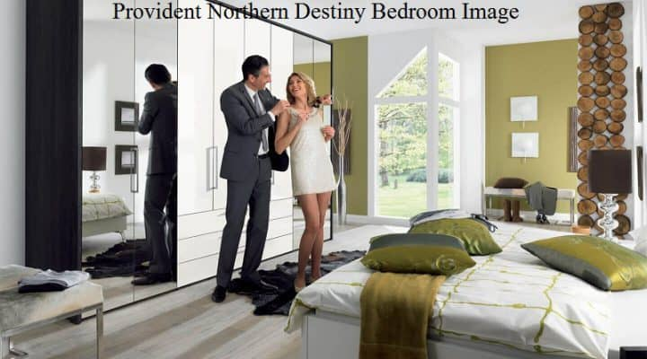 Provident Northern Destiny Bedroom Image