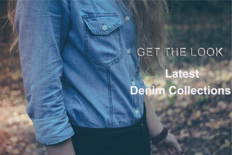 Denim Shirts for Women