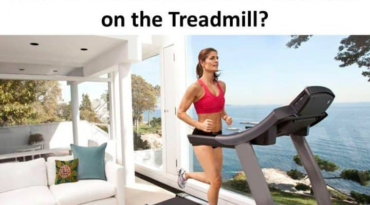 How to Calculate the MPH Traversed on the Treadmill?