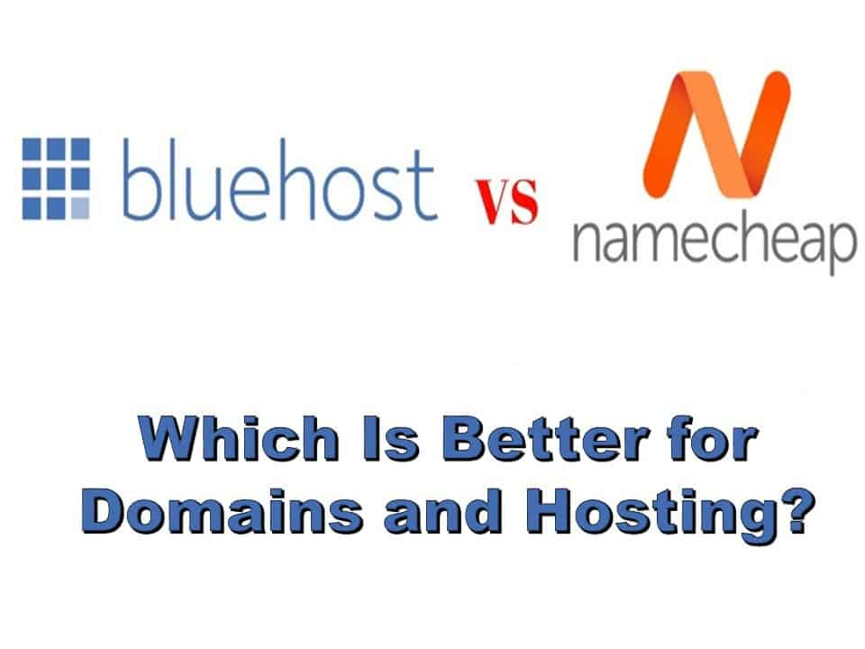 Which Is Better for Domains and Hosting