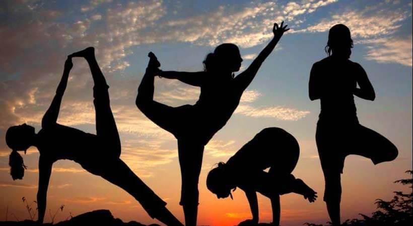 Position, Meditation and Yoga