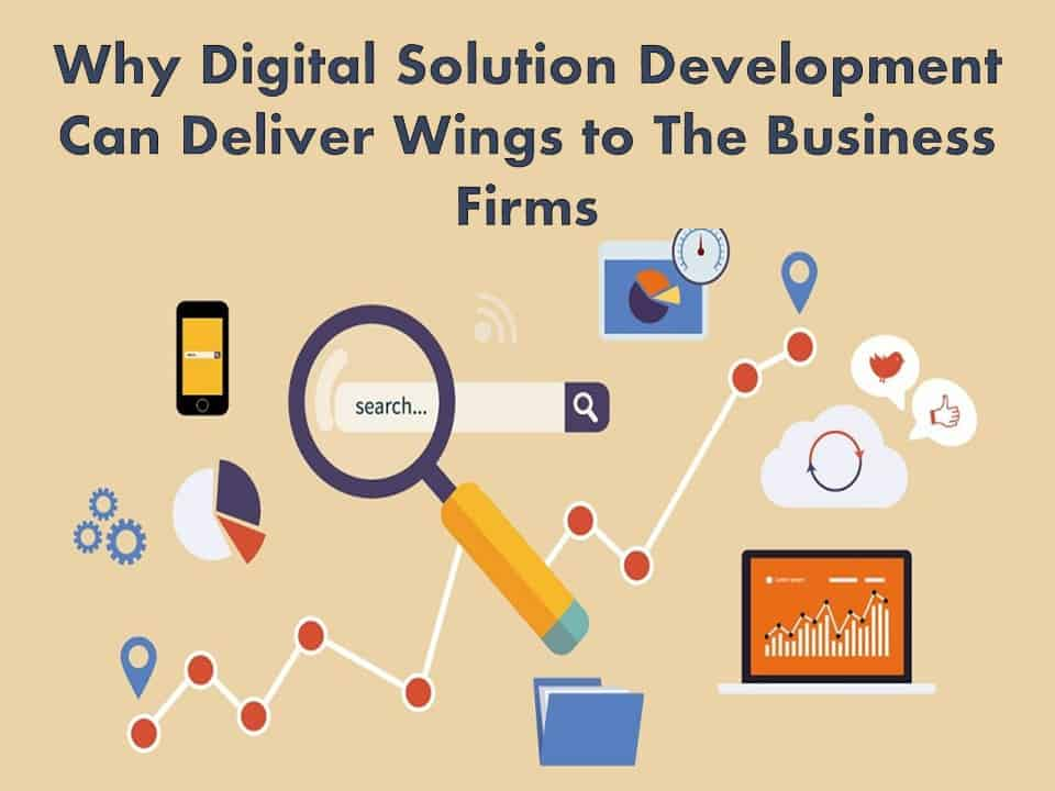 This is Why Digital Solution Development Can Deliver Wings to The Business Firms