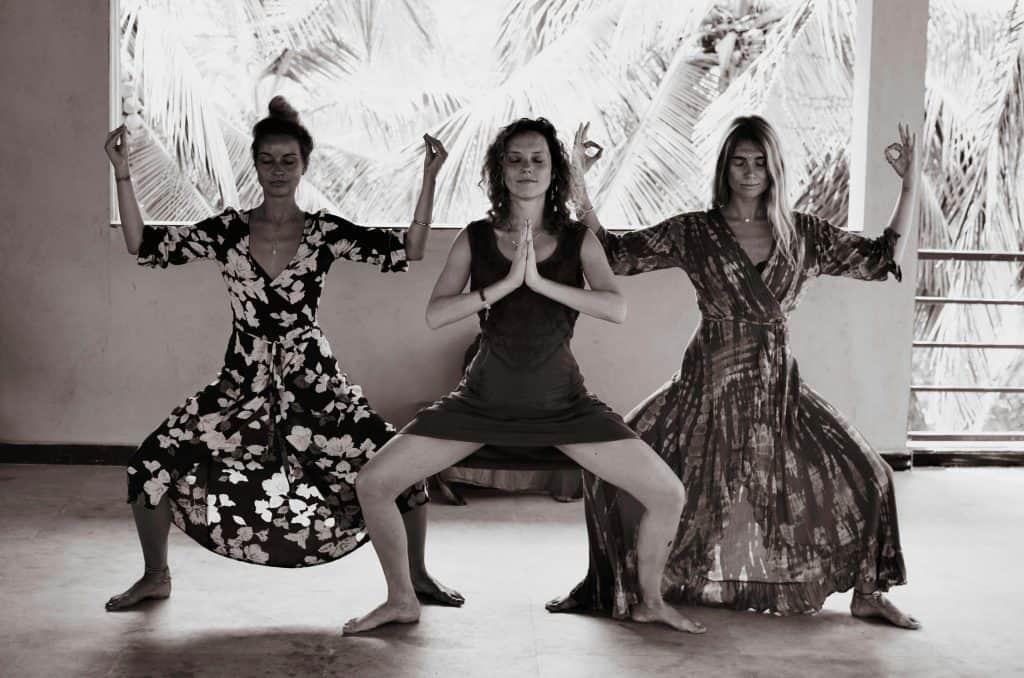 2018 Goa Yoga Teacher Training School