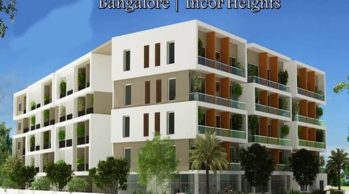 A Luxurious Residential Project in Bangalore | Incor Carmel Heights