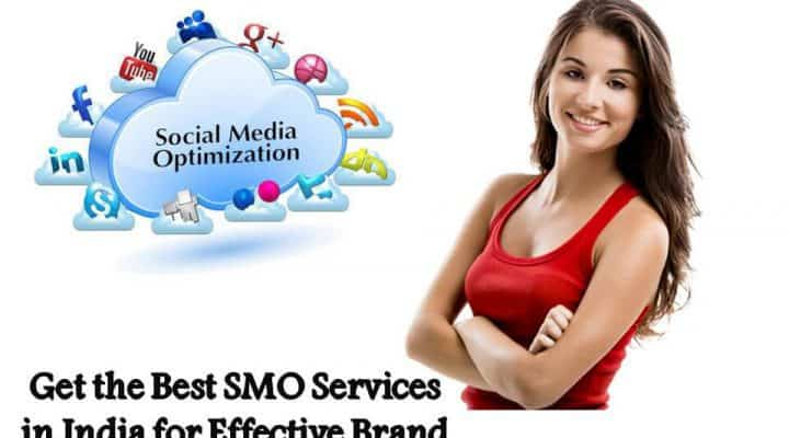 Get the Best SMO Services in India for Effective Brand Promotion with Affordable Price