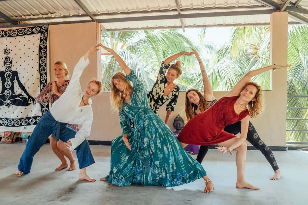 India Yoga Teacher Training School