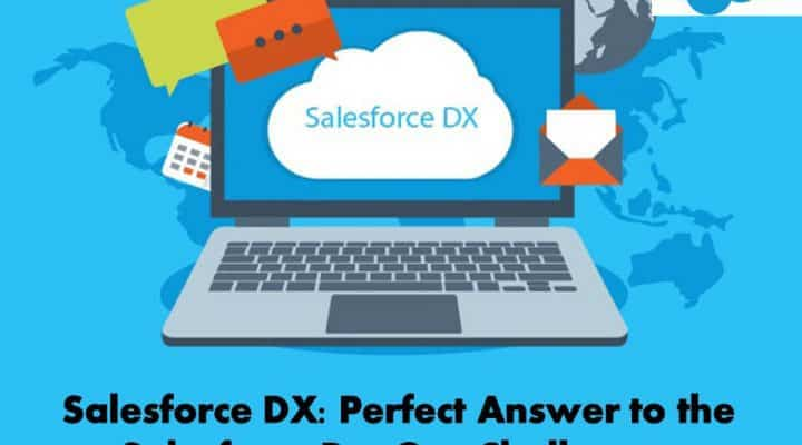 Salesforce DX Perfect Answer to the Salesforce DevOps Challenges