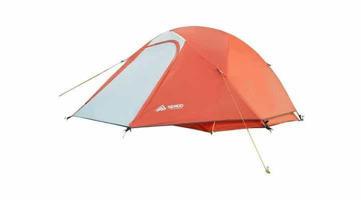 SEMOO Waterproof Three Person Tent
