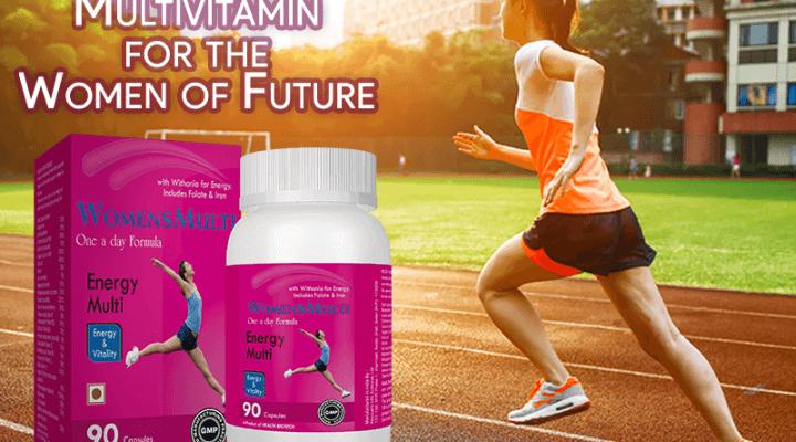 Best Natural Women's Multivitamin