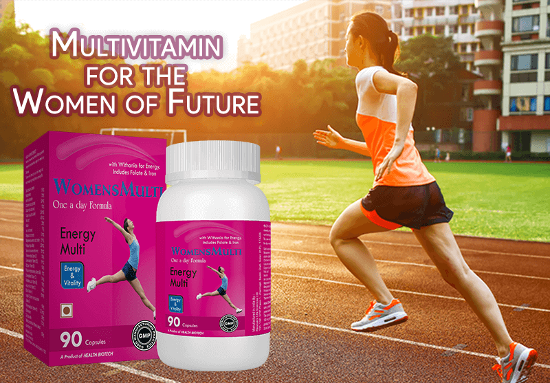 Best Natural Women's Multivitamin