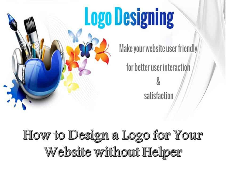 How to Design a Logo for Your Website without Helper