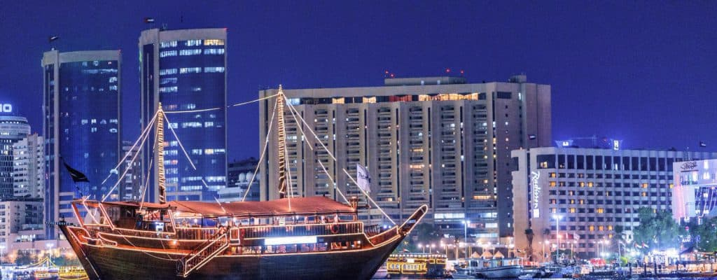Intriguing Facts About Dubai Creek Dhow Cruise