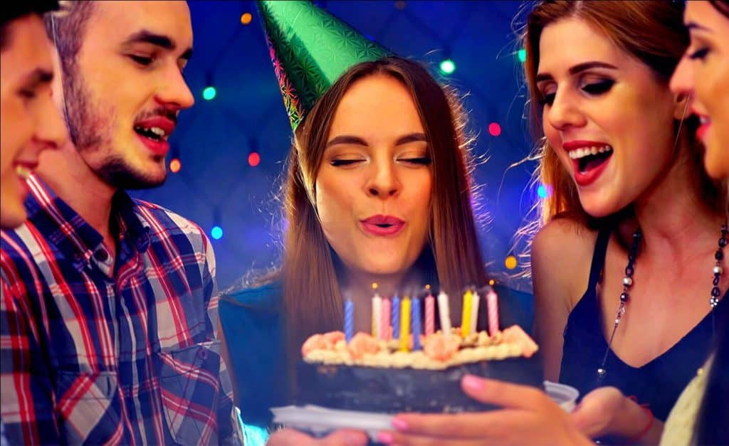 A Birthday celebration you may have never seen before