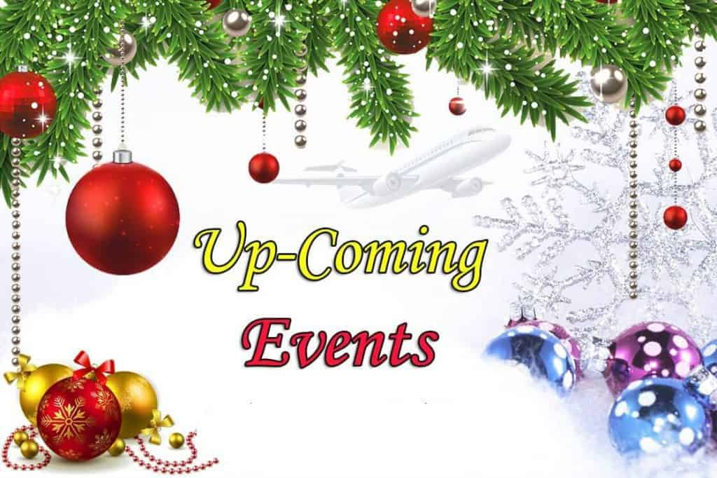 Enjoy Up-Coming Event With Faremakrs