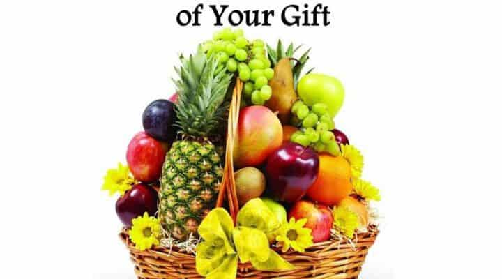 Fruit Basket Can Be the Next Choice of Your Gift