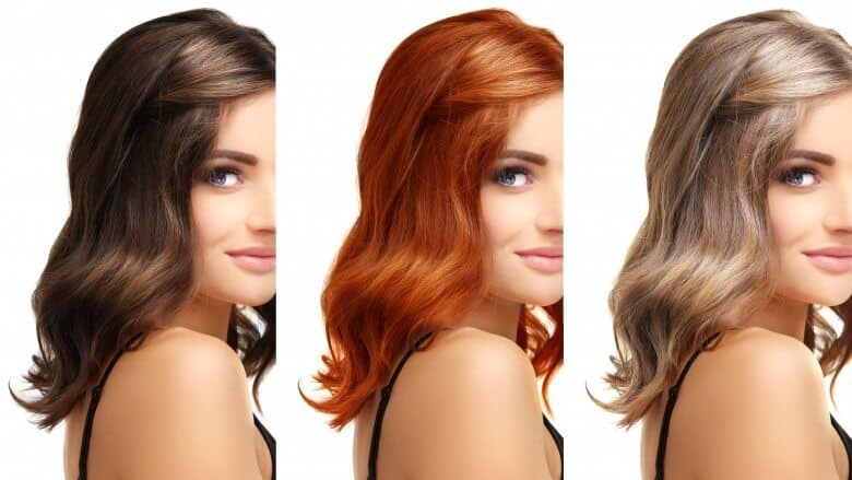 How to Choose The Best Hair Color for Fair Skin 2018
