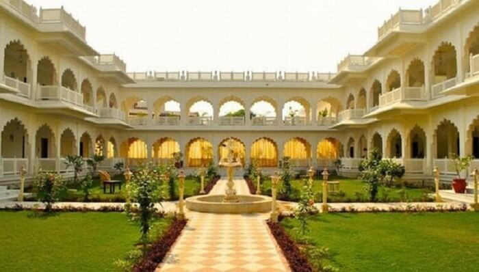 Rajasthan Hotels