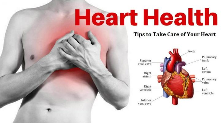 Tips to Take Care of Your Heart