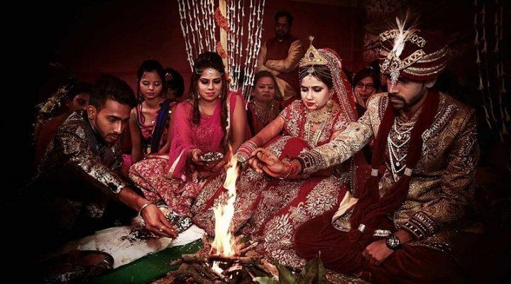 Top Wedding Photographers Near Me in Delhi