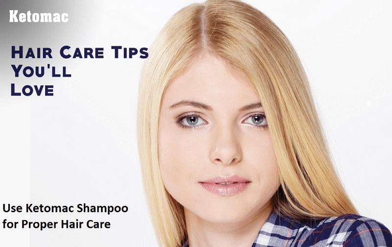 Use Ketomac Shampoo for Proper Hair Care