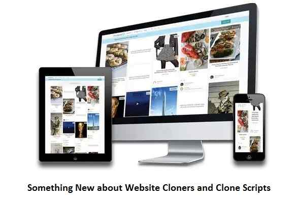 Something New about Website Cloners and Clone Scripts