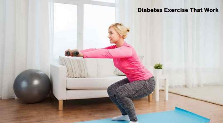 Diabetes Exercise That Work