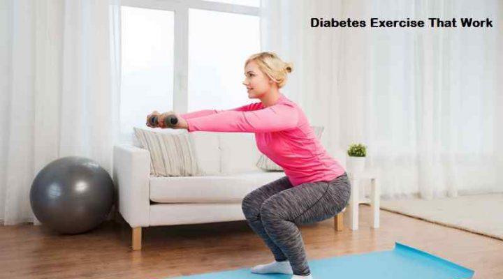 Diabetes Exercise That Work