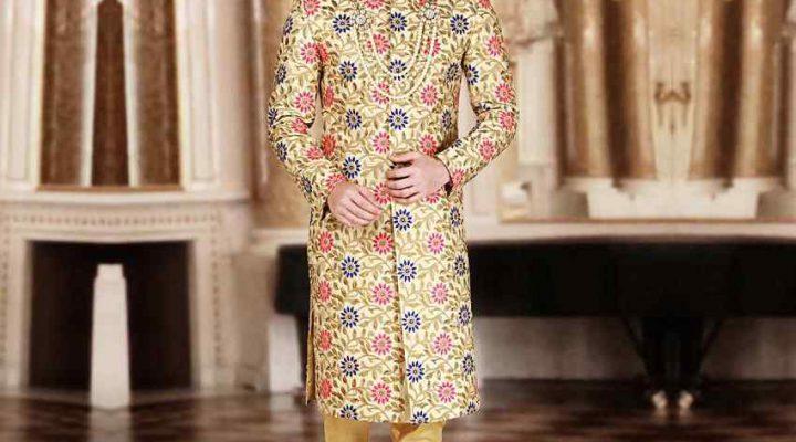 Make a Style Statement with Designer Sherwanis!