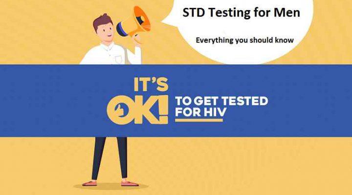 STD Testing for Men