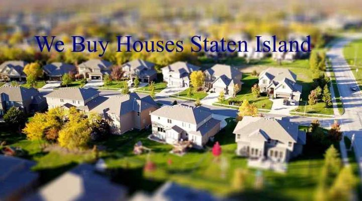 Sell My Home Fast in Staten Island
