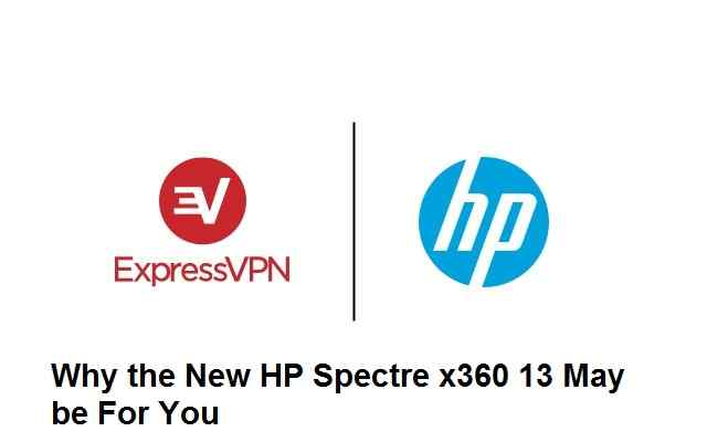 New HP Spectre x360
