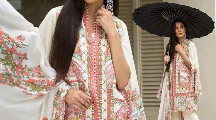 Sana Safinaz or Nishat Linen