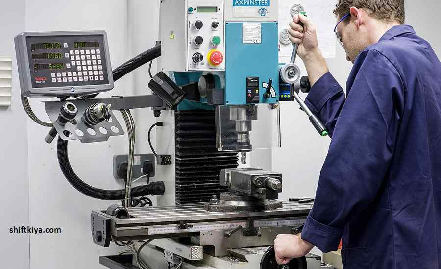 PURCHASING A MILLING MACHINES