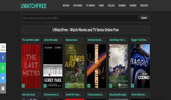 UWatchFree Movies Download