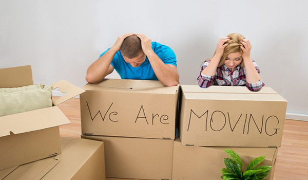 Stress of Moving