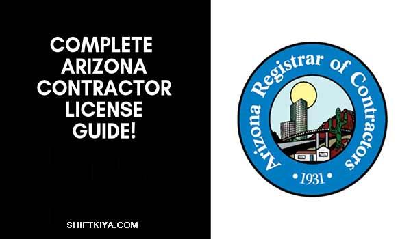 Become an Arizona Contractors License